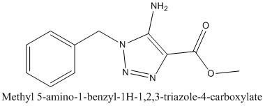 CAS 103742-39-8 Methyl 5-amino-1-benzyl-1H-1,2,3-triazole-4-carboxylate