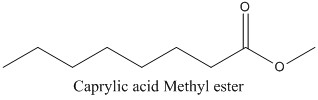 CAS 111-11-5 Caprylic acid Methyl ester