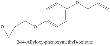 CAS 52210-93-2 2-(4-Allyloxy-phenoxymethyl)-oxirane