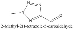 CAS 55408-47-4 2-Methyl-2H-tetrazole-5-carbaldehyde