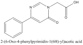 CAS 1105193-70-1 2-(6-Oxo-4-phenylpyrimidin-1(6H)-yl)acetic acid