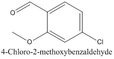 CAS 53581-86-5 4-Chloro-2-methoxybenzaldehyde