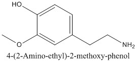 CAS 161814-49-9 4-(2-Amino-ethyl)-2-methoxy-phenol