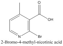 CAS 65996-07-8 2-Bromo-4-methyl-nicotinic acid