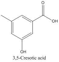 CAS 585-81-9 3,5-Cresotic acid