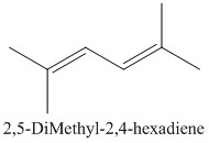 CAS 764-13-6 2,5-DiMethyl-2,4-hexadiene
