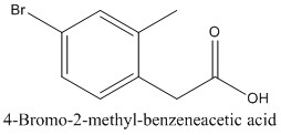CAS 853796-39-1 4-Bromo-2-methyl-benzeneacetic acid