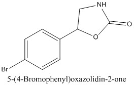CAS 943910-35-8 5-(4-Bromophenyl)oxazolidin-2-one