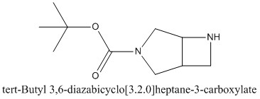 CAS 1017789-34-2 tert-Butyl 3,6-diazabicyclo[3.2.0]heptane-3-carboxylate