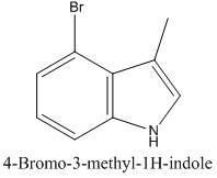 CAS 475039-81-7 4-Bromo-3-methyl-1H-indole