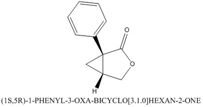 CAS 63106-93-4 (1S,5R)-1-PHENYL-3-OXA-BICYCLO[3.1.0]HEXAN-2-ONE