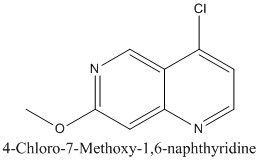 CAS 952138-19-1 4-Chloro-7-Methoxy-1,6-naphthyridine