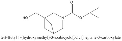 CAS 1087784-78-8 tert-Butyl 1-(hydroxymethyl)-3-azabicyclo[3.1.1]heptane-3-carboxylate