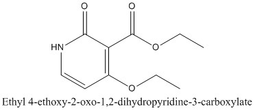 CAS 1174046-84-4 Ethyl 4-ethoxy-2-oxo-1,2-dihydropyridine-3-carboxylate